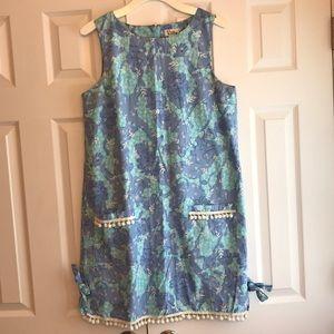 Vintage Lilly Pulitzer Shift Dress Size 10